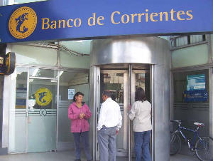 BANCO CORRIENTES